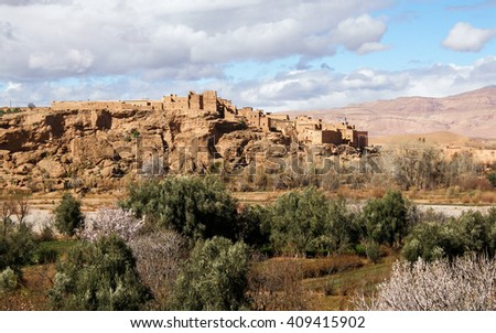 Ouled Arbia - stock photo