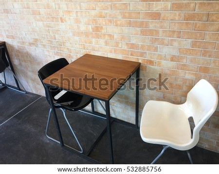 Outdoor & Indoor table sets