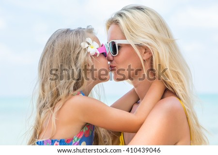 Excited too Beautiful blonde teens kiss apologise, but