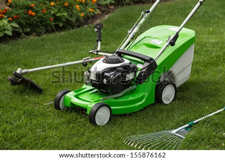 Garden Equipment Stock Photos Royalty Free Images Vectors