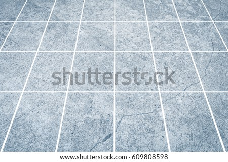 Outdoor Stone Block Tile Floor Background Stock Photo (Royalty Free ...
