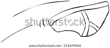 Stock Images similar to ID 73612600 - sad dog.cartoon