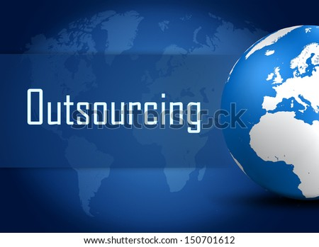 concept of outsourcing View this term paper on strategic management concept of outsourcing outsourcing is defined as the contracting another person or company to perform a specialized.