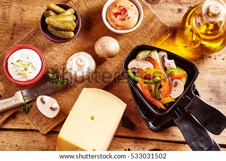 Raclette Stock Images, Royalty-Free Images & Vectors | Shutterstock | {Raclette 95}