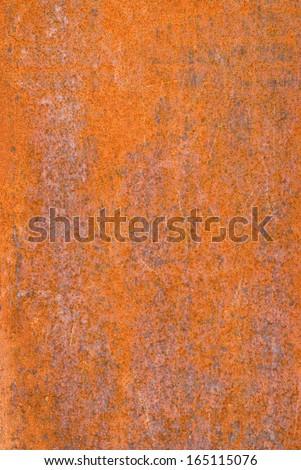 oxidized texture - stock photo