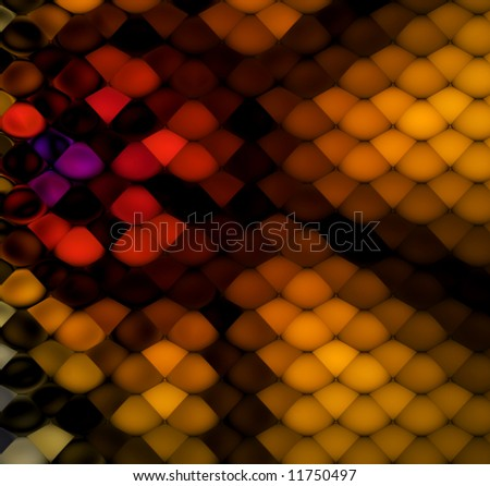 Paint Chips Digitally generated background image