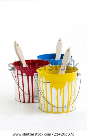 Paint, DIY,  - stock photo