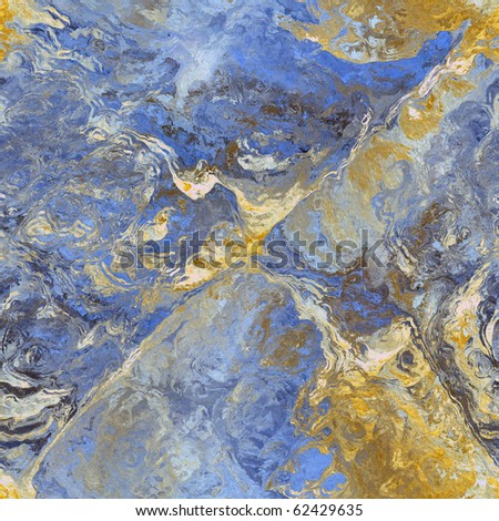 painted abstract background (seamless) - stock photo