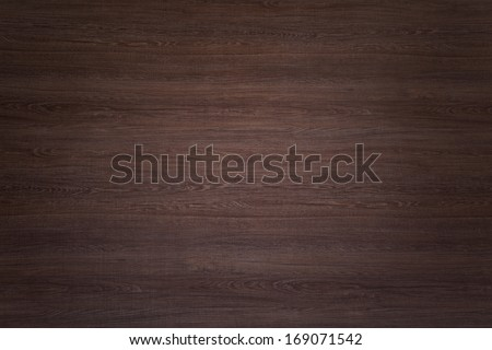 Painted chestnut wood seamless background texture, top view - stock photo