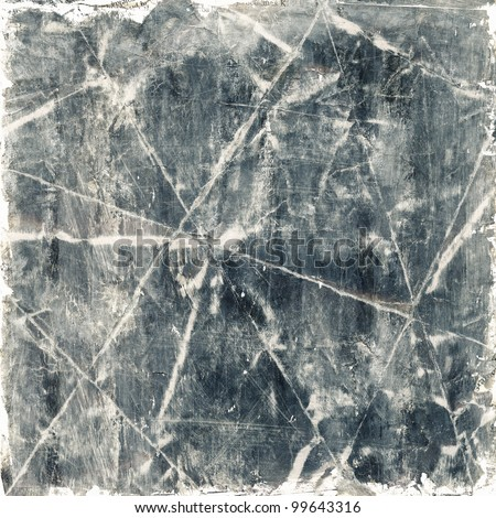 Painted grunge paper background, grunge texture - stock photo