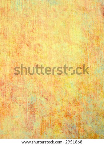 Painted Texture - stock photo