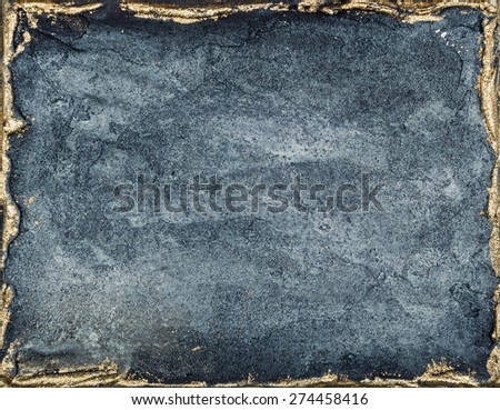 Painted textured background, grain structure of the wall - stock photo