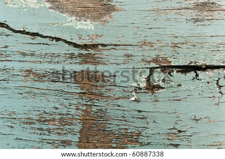 Painted wood texture or background - stock photo