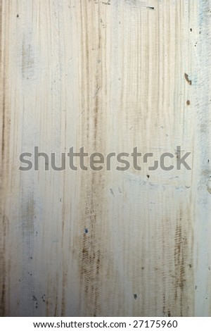 Painted wooden texture background - stock photo