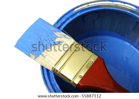 Painting - stock photo