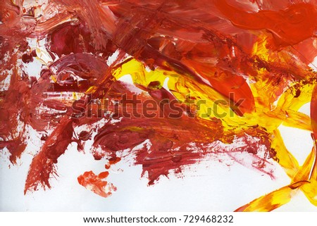 painting abstract colour background texture