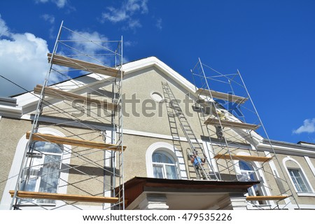 Plastering Stock Images RoyaltyFree Images Vectors Shutterstock