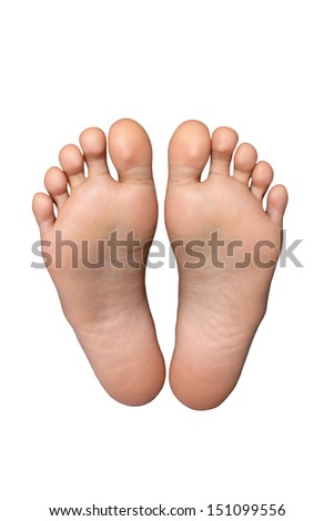 pair of feet