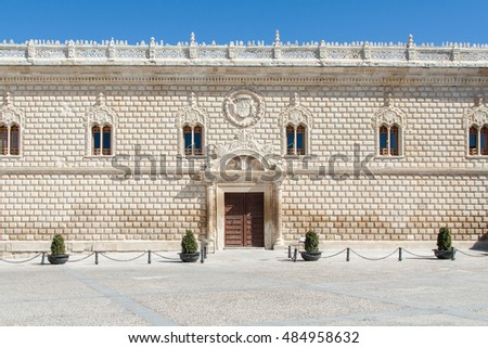 Palace of the Dukes of Medinaceli, Cogolludo (Spain)