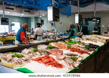 Stock images royalty free images vectors shutterstock for Local fish market