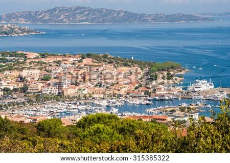 Palau, Sardinia, Italy - stock photo