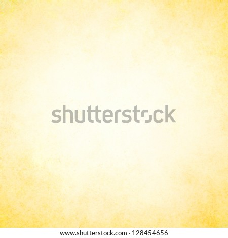 pale abstract gold background yellow grunge border, soft pastel vintage grunge background texture design, yellow gold paper parchment, old blur background, faded soft texture, beige cream background - stock photo