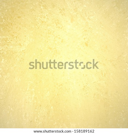 Pale Gold Background Or Light Brown Paper With Vintage Grunge Texture Luxurious Soft
