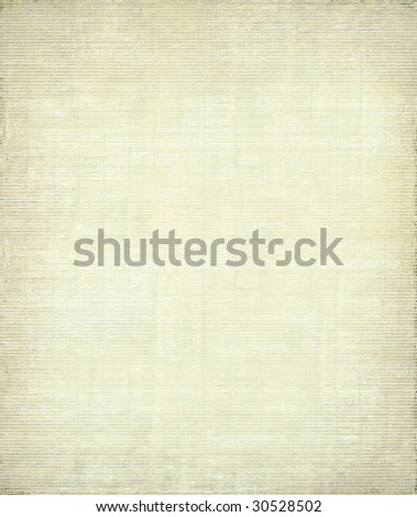 pale painted bamboo canvas - stock photo