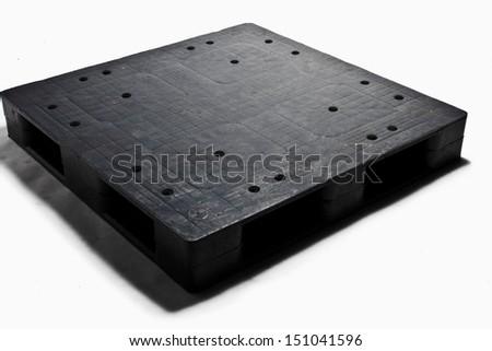 pallet - stock photo