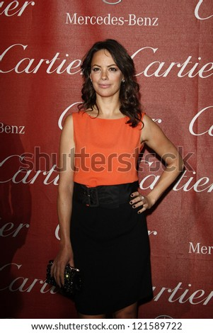 PALM SPRINGS, CA - JAN 7: Berenice Bejo at the 23rd Annual Palm Springs International Film Festival Awards Gala at the Palm Springs Convention Center on January 7, 2012 in Palm Springs, California - stock photo