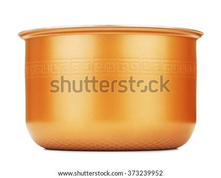 Pan For Multicooker - stock photo