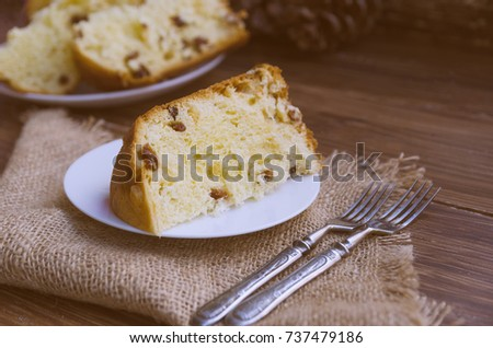 Typical Italian Traditional Cake Stock Images RoyaltyFree Images