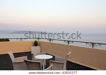 panorama - stock photo