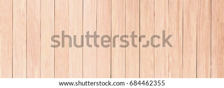 Panorama Of Light Wooden Texture Desktop Background