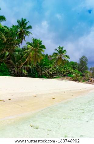 Panorama Shore Tranquility  - stock photo