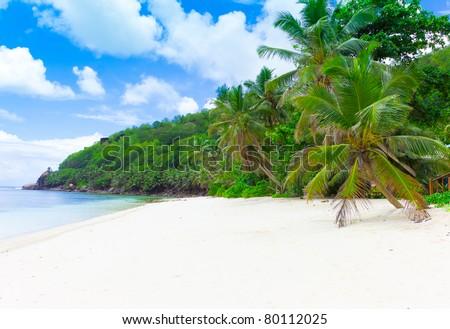 Panorama Summertime Dream - stock photo