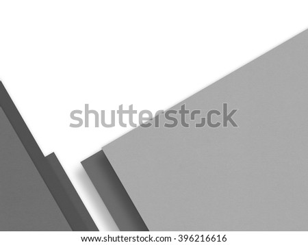 Paper abstract background with white space for your text