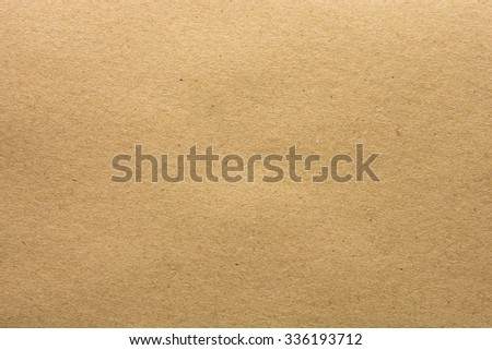 Paper background, brown background. - stock photo