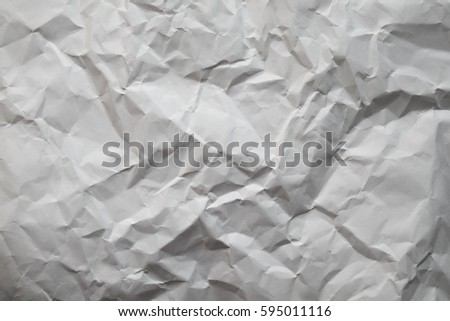 paper background ,crumpled paper and texture