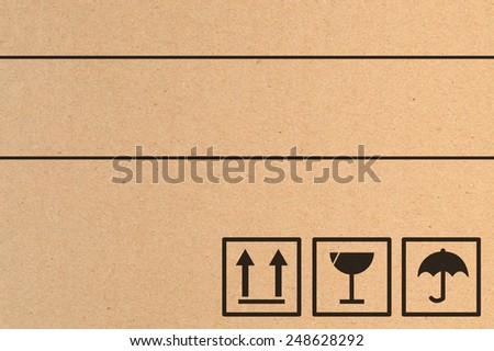 paper box background