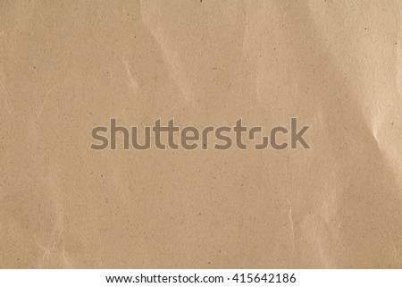 Paper Brown Background