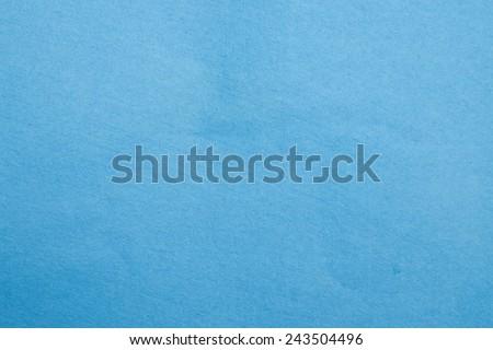 paper color blue - stock photo
