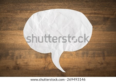 Paper, note, post. - stock photo