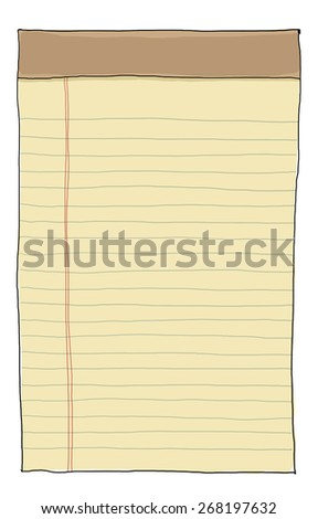 paper note vintage 2 - stock photo