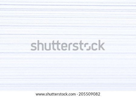 Paper stack photographed with the macro lens - stock photo