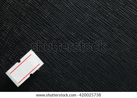 paper sticker price label type blank stock photo royalty free