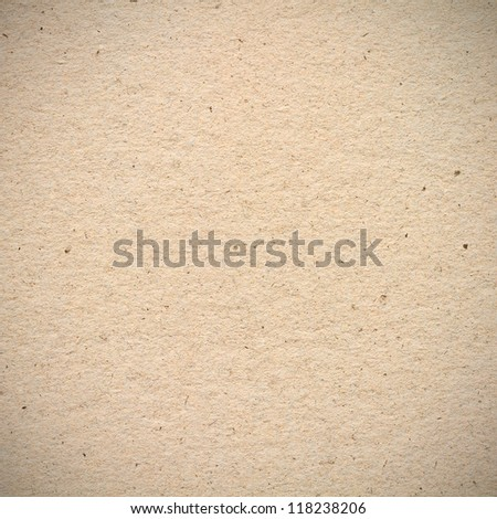 Paper texture background - brown paper sheet - stock photo