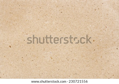 Paper texture background. Brown paper texture for background. - stock photo