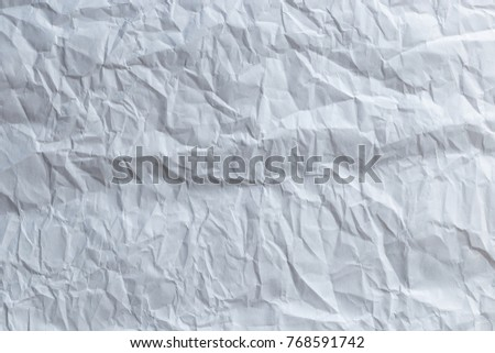 paper texture background.crumpled paper.