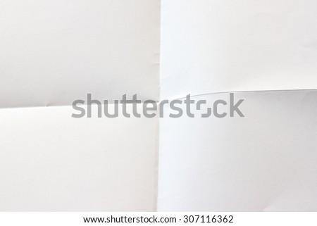 Paper texture. paper sheet. - stock photo